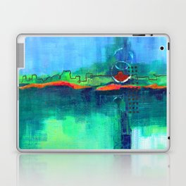 Passing Storms Laptop & iPad Skin
