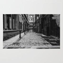 Glasgow alley Rug