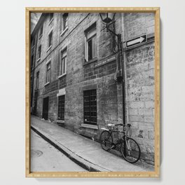 Rue Saint-Jean Baptiste Serving Tray