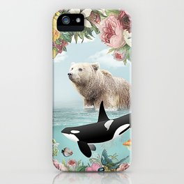 Seaing is Believing iPhone Case