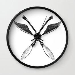 Quidditch Wall Clock