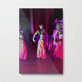 Belly Dancers 4 Metal Print