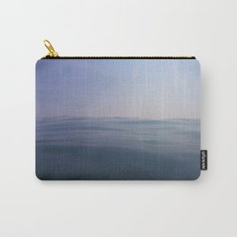 Silk Waves Carry-All Pouch