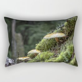 Little Things in a Big Forest Rectangular Pillow