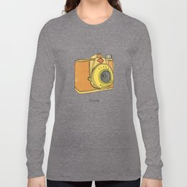 So Analog - Agfa Clack Retro Vintage Camera Long Sleeve T-shirt