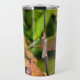 Conehead Cricket Travel Mug