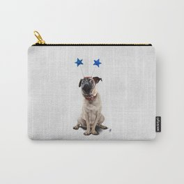 A Pug's Life (Wordless) Carry-All Pouch