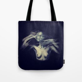 An Imprint (A Study of a Tortured Soul)  Tote Bag