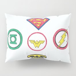 Dawn of the Justice League Pillow Sham
