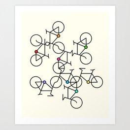 Integrated circuit Art Print