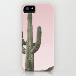 Pink Suargo iPhone Case