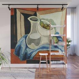 "Juan Gris ""Compotier et carafe"" Wall Mural"