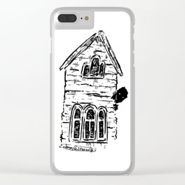 let me see Clear iPhone Case