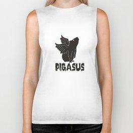 Pigasus Biker Tank