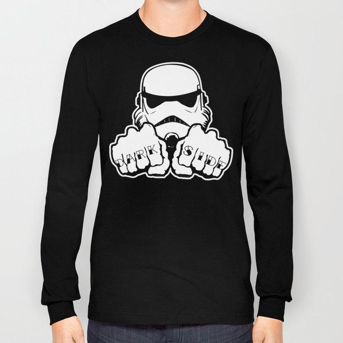 Dark Side Knuckle Long Sleeve T-shirt