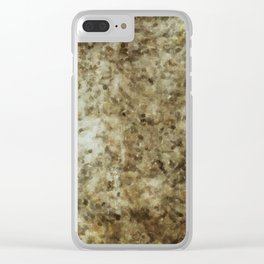 Ground Level Clear iPhone Case