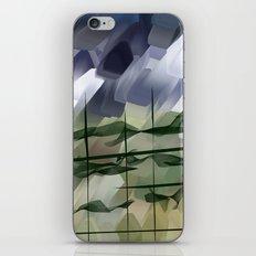 Moisty mist - analog zine iPhone & iPod Skin
