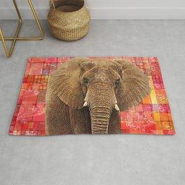Cool Elephant Rug
