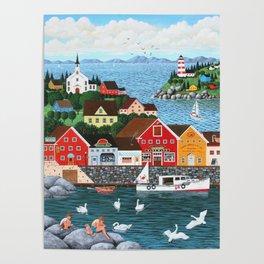 Swan's Cove Poster