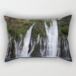 Burney falls Rectangular Pillow