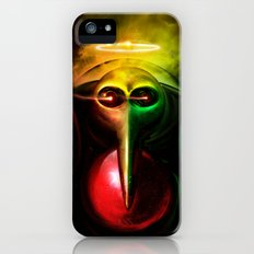 Sachiel the Risen. 3rd Angel of Evangelion Digital Painting Slim Case iPhone (5, 5s)