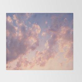 Skies Throw Blanket