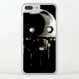 """It's just the Rebels, sir... they're here."" Clear iPhone Case"
