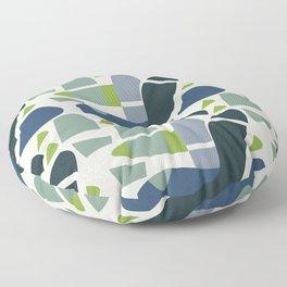 Hidden Space I Floor Pillow