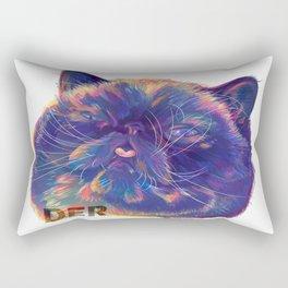 Der on Anything Rectangular Pillow