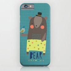 Bear and Bird Buddies iPhone 6s Slim Case