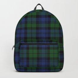 Clan Campbell Tartan Backpack
