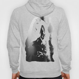 What Lies Down Hidden Rain Drenched Paths Hoody