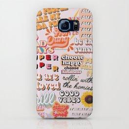 Orange Mood iPhone Case