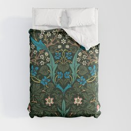 Blackthorn by William Morris, 1892 Comforters