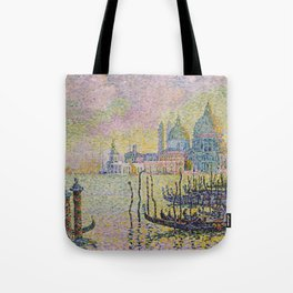 Grand Canal (Venice) - Paul Signac Tote Bag