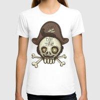 pirate T-shirts featuring pirate by adi katz