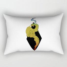 Fire Rectangular Pillow