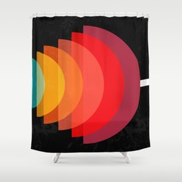 Speak up Shower Curtain
