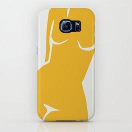 Cubism in nude iPhone Case