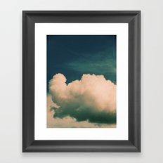 Every Cloud .... Framed Art Print