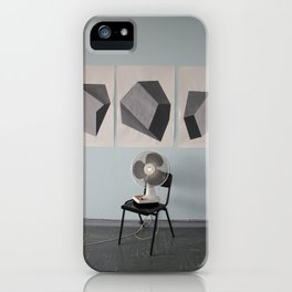 Stones on the Wall iPhone Case