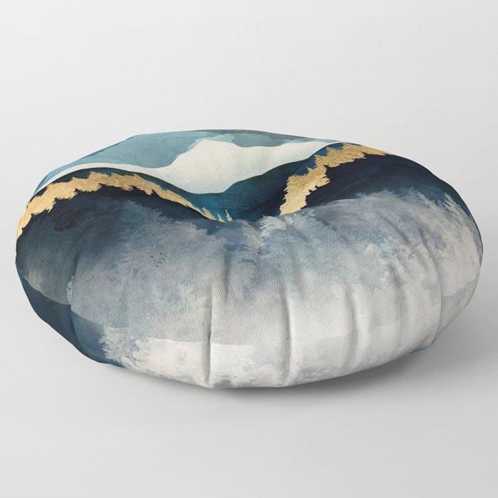 Indigo Night Floor Pillow