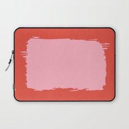 Crimson Swatch Laptop Sleeve