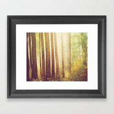 Rejuvenate Framed Art Print