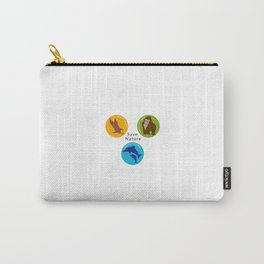 Save Nature_02 Carry-All Pouch
