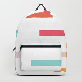 Lines Of Levels Backpack