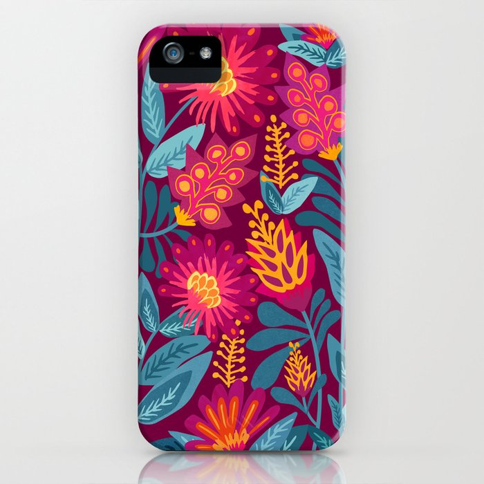 Fiesta Garden iPhone Case