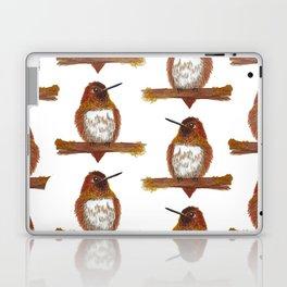 Rufous Hummingbird Laptop & iPad Skin