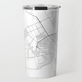 Minimal City Maps - Map Of Bobruysk, Belarus. Travel Mug