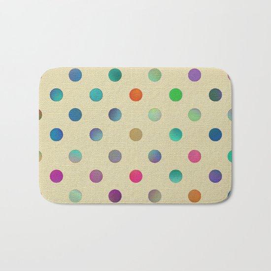 Sweet Dots Bath Mat
